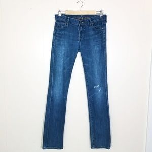 Citizens of Humanity Ava Straight Leg Jeans Long